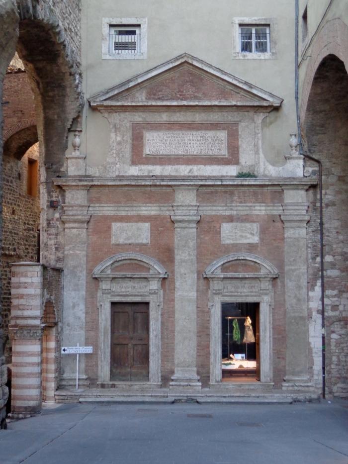 Via delle Volte Perugia