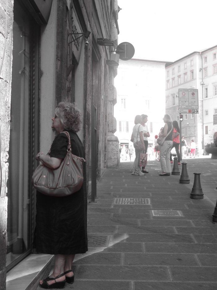 Just looking Perugia