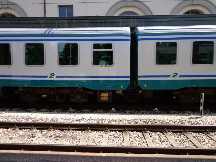 Treno a PG