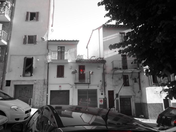 Balcone Via Pascoli