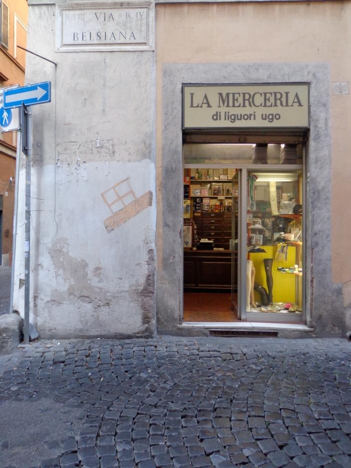 La Merceria Roma