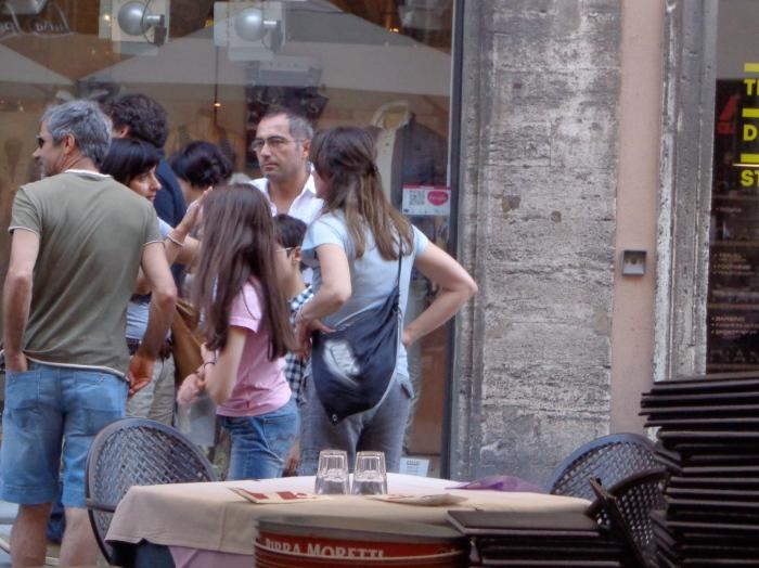 Family chat Corso Vannucci
