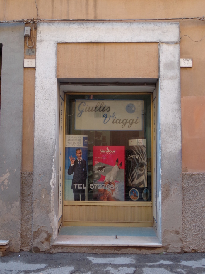 Travel agent Perugia