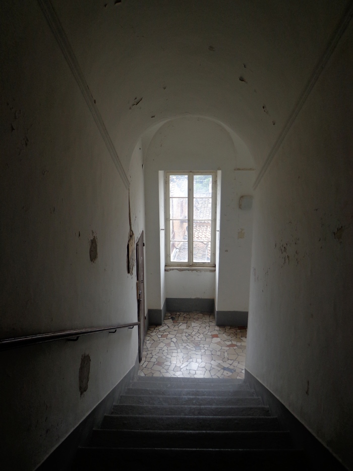 Perugia white interior
