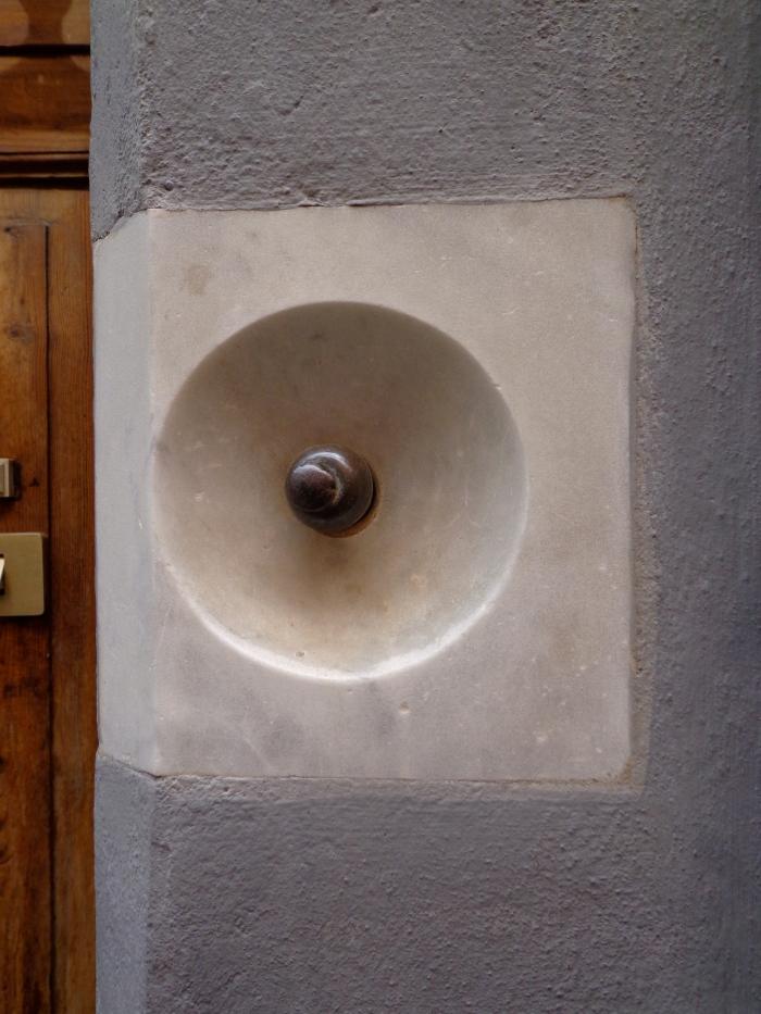 classic doorbell