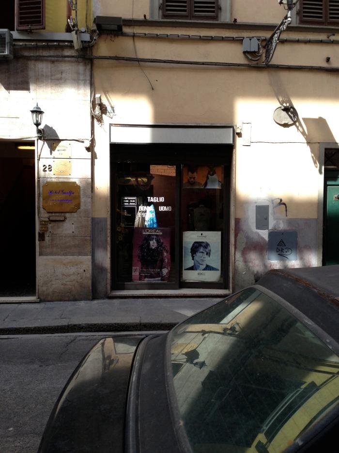 Florence hair salon